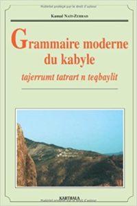 Grammaire moderne du kabyle Kamal Naît Zerrad