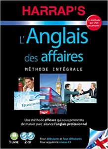 Harrap's – Méthode intégrale anglais des affaires – 2 CD livre CD Collectif