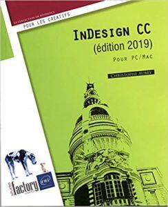 InDesign CC – Pour PC Mac Christophe Aubry