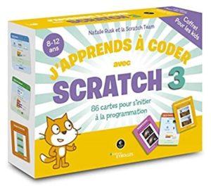 J'apprends à coder avec Scratch – 86 cartes pour s'initier à la programmation Natalie Rusk
