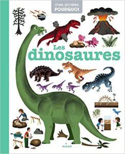 Les dinosaures Pascale Hédelin Benjamin Bécue Didier Balicevic