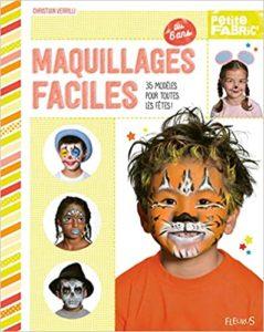 Maquillages faciles Christian Verrilli