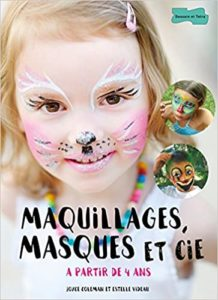 Maquillages masques et cie Estelle Videau Joyce Coleman