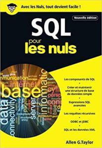 SQL pour les Nuls Allen G. Taylor