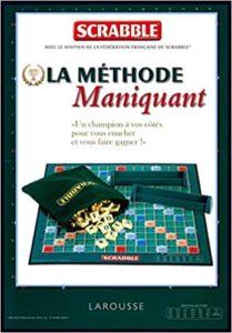 Scrabble – La méthode Maniquant Franck Maniquant